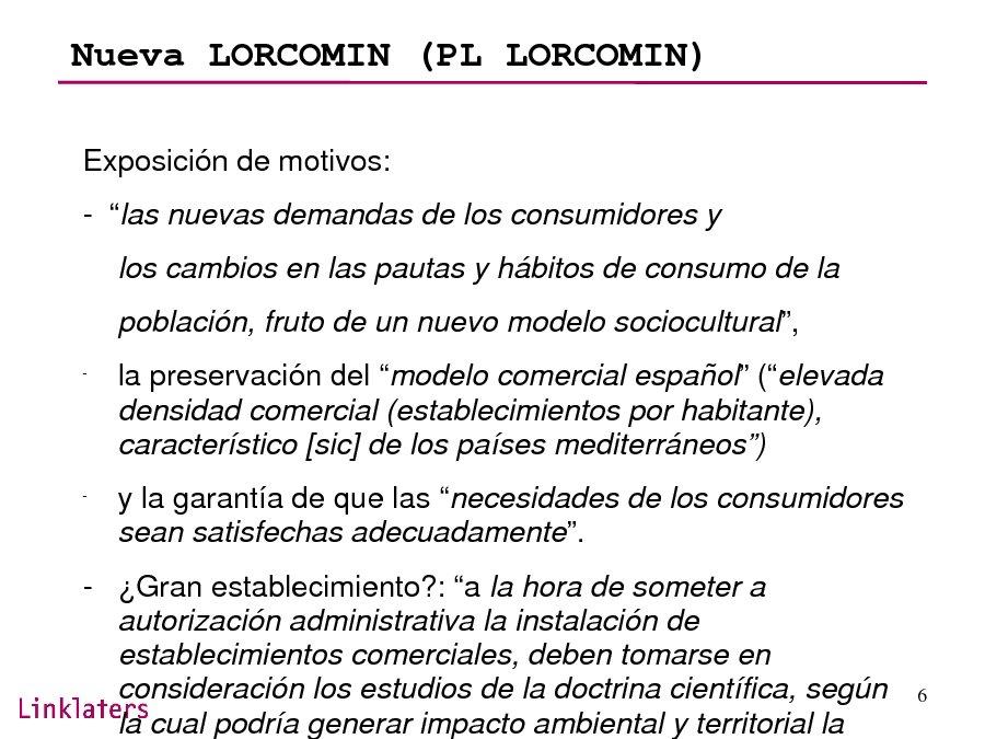 A directiva servizos licenza apertura establecementos comerciais